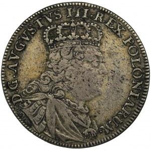August III Sas, Tymf Lipsk 1753 - RZADSZY