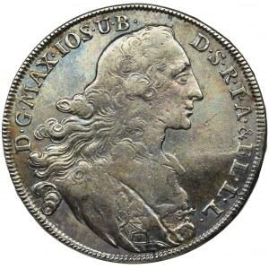Germany, Bavaria, Maximilian III Joseph, Thaler Munich 1769