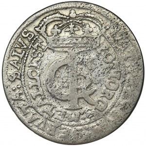 John II Casimir, Tymf Bromberg 1666 AT - SALVS