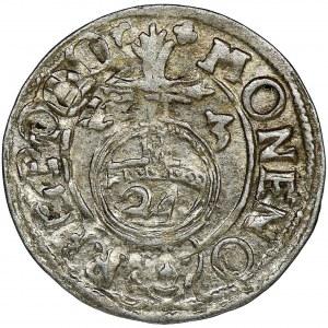Zygmunt III Waza, Półtorak Bydgoszcz 1623 - CIEKAWOSTKA