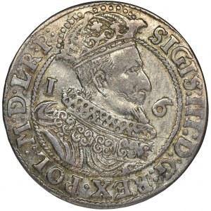 Sigismund III Vasa, 1/4 Thaler Danzig 1626/5 - P: