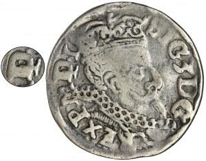 Zygmunt III Waza, Trojak Lublin 1598 - RZADKI