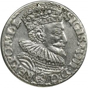 Sigismund III Vasa, 3 Groschen Marienburg 1594