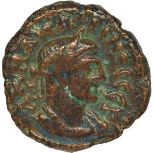 Roman Provincial, Egypt, Alexandria, Carinus, Billon Tetradrachm