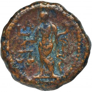 Roman Provincial, Egypt, Alexandria, Carus, Billon Tetradrachm