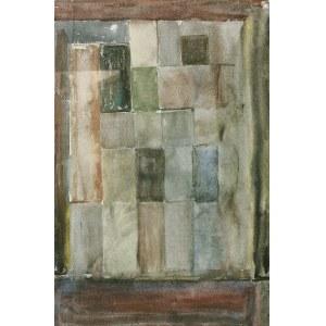Adam MARCZYŃSKI (1908-1985), Kompozycja geometryczna, 1962