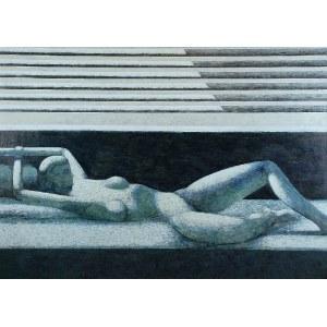 Andrzej TOBIS (ur. 1970), Window blind, 2001