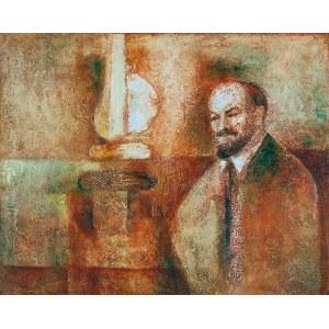Zdzisław STANEK (1925 - 1996), Włodzimierz Lenin
