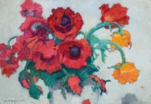 Alfons KARPIŃSKI (1875-1961), Maki, 1940