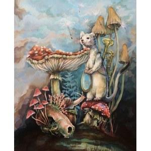 Roksana Karczewska, Mushrooms I (2020)