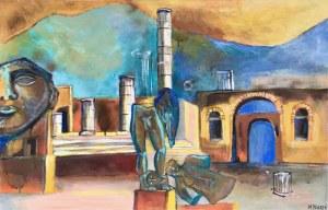 Magdalena Kurek, Nostalgia za utraconym rajem-Pompeje 2 (2020)