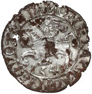 Zygmunt II August, Falsyfikat z epoki Półgrosza 1549