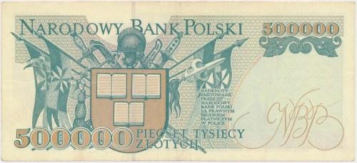 500.000 złotych 1993 - AA