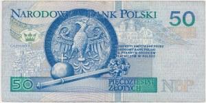 50 złotych 1994 - ZA - seria zastępcza
