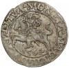 Zygmunt II August, Półgrosz Wilno 1564 - Orzeł w KORONIE - rzadkość