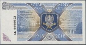 PWPW 100-lecie Sztabu Generalnego Wojska Polskiego