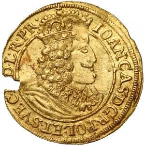 Jan II Kazimierz, Dukat Toruń 1655 HI-L