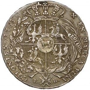Poniatowski, Talar 1785 E.B. - z grawerunkiem z 1789
