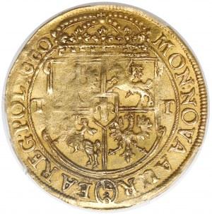 Jan II Kazimierz, DWUDUKAT Bydgoszcz 1660 TT - bardzo rzadki