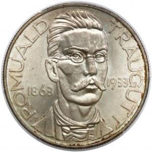 Traugutt 10 złotych 1933 - OKAZOWY