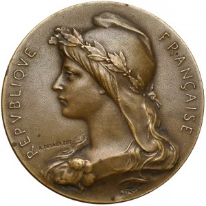 Francja, Nagroda za strzelanie do gołębi - Leon Orłowski