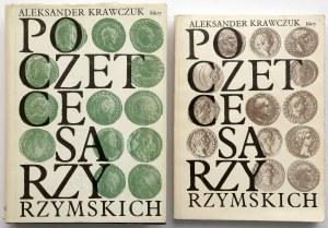 Poczet Cesarzy Rzymskich, A.Krawczuk (2szt)