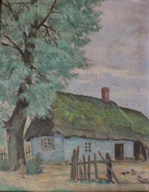 Szczepan Andrzejewski (1892-1950), Chałupa (1939)