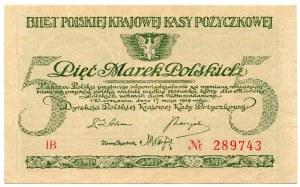 5 Marek Polskich 17.05.1919 seria IB