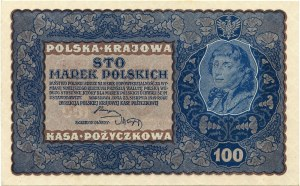 100 Marek Polskich 1919 I seria D