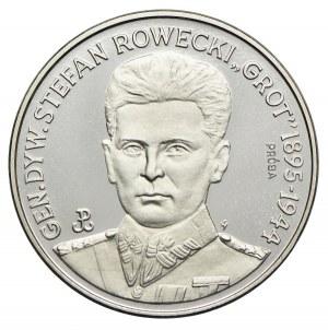 200.000 złotych 1990, gen. Stefan Rowecki