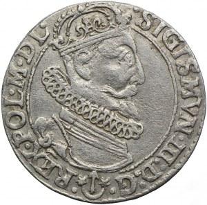 Szóstak, 1623, Kraków, Zygmunt III Waza