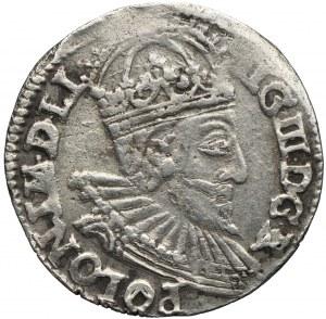 Trojak, Zygmunt III Waza 1592 Olkusz