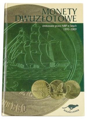 Zestaw monet dwuzłotowych 1995-2009 komplet (187szt.)