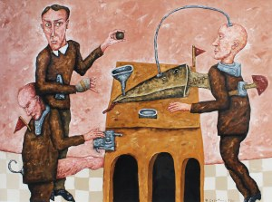 Robert Gebethner, Dyskusja, 2000