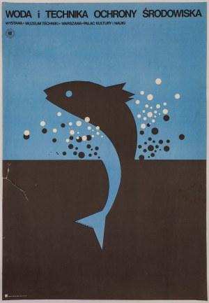 Plakat – Woda i Technika Ochrony Środowiska