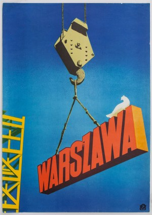 Plakat – Warszawa