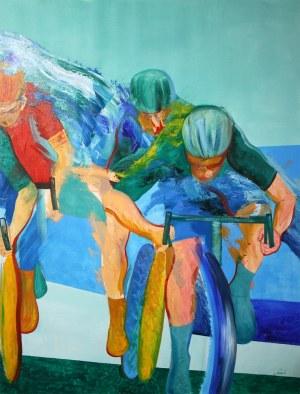Cyprian Nocoń, Cykliści, 2019