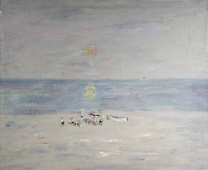 Henryk Krych (1905 - 1980), Nad morzem, lata 70