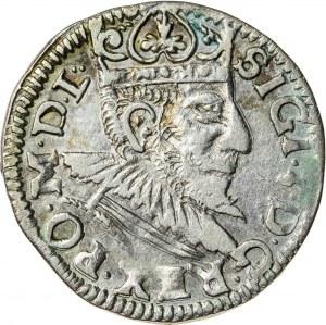 Zygmunt III Waza (1587–1632), trojak koronny, Poznań; 1594