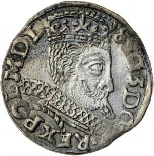 Zygmunt III Waza (1587–1632), trojak koronny, Wschowa; 1597