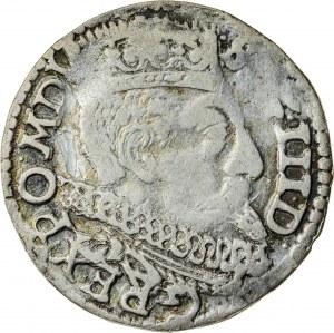 Zygmunt III Waza (1587–1632), trojak koronny, Poznań; 1599