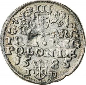 Stefan Batory (1576–1586), trojak koronny, Olkusz; 1585