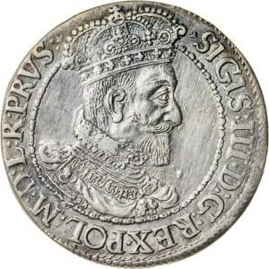 Zygmunt III Waza (1587–1632), ort gdański, Gdańsk; 1618