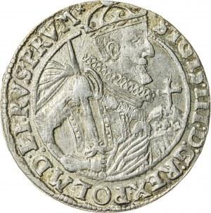 Zygmunt III Waza (1587–1632), ort koronny, Bydgoszcz; 1623