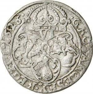 Zygmunt III Waza (1587–1632), szóstak koronny, Kraków; 1626