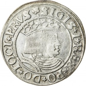 Zygmunt I Stary (1506–1548), grosz ziem pruskich, Toruń; 1530