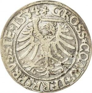 Zygmunt I Stary (1506–1548), grosz ziem pruskich, Toruń; 1534