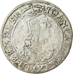 Jan Kazimierz (1649–1668), szóstak koronny, Bydgoszcz; 1663