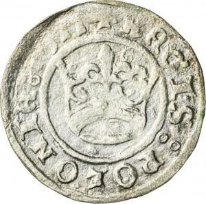 Zygmunt I Stary (1506–1548), półgrosz koronny, Kraków; 1511 (?)