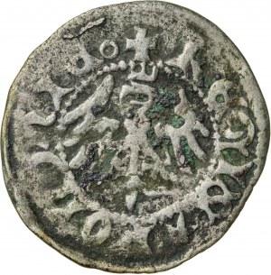 Władysław Jagiełło (1386-1434), półgrosz, Kraków; 1401-1402